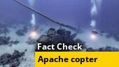Did IAF deploy Apache helicopters underwater at Pangong Tso to thwart Chinese adventurism?