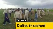 Dalit couple beating case: Guna DM, SP removed, probe ordered