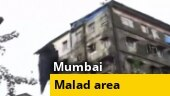 Mumbai: Portion of two-storey building collapses in Malad area, rescue operations on
