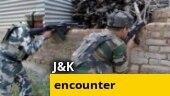 Jammu & Kashmir: 4 terrorists killed in 2 separate operations