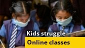 Viral hinterlands: Students struggle to attend online classes