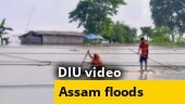 Watch: Satellite images show the extent of devastating floods in Assam