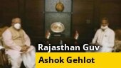Rajasthan crisis: Ashok Gehlot meets Governor Kalraj Mishra