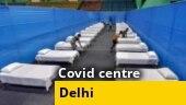 Teenager raped at Covid centre in Delhi