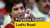 Priyanka Gandhi Vadra vacates her Lodhi Road bungalow in Delhi
