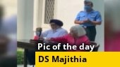 Image of the day: World War-II veteran Squadron Leader DS Majithia turns 100