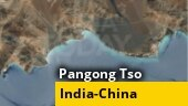 New satellite images show additional build up by PLA at Ladakh's Pangong Tso