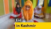 A quite Eid in Kashmir Valley this year