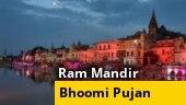 WATCH: Ayodhya decked up ahead of Ram Mandir Bhoomi Pujan ceremony