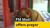 PM Modi offers prayer at Hanumangarhi temple ahead of Bhumi Pujan ceremony