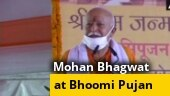 Ram temple event: Watch full speech of RSS chief Mohan Bhagwat