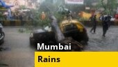 Roads inundated, local trains hit: Heavy rains bring Mumbai to a standstill