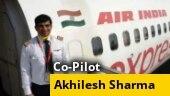 Kerala plane crash: All you need to know about co-pilot Akhliesh Sharma