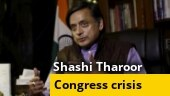 Time has come for full-term and full-time president: Shashi Tharoor on Congress leadership crisis