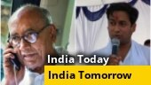 India Today, India Tomorrow: Won't spare if son Jaivardhan rebels against Congress ever, says Digvijay Singh