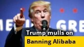 After TikTok, US President Donald Trump mulls on banning Alibaba