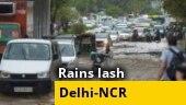 Rains lash Delhi-NCR for second consecutive day