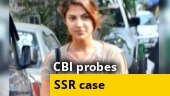 CBI reaches Mumbai to probe Sushant's death, Rhea under scanner