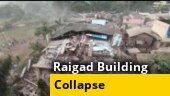 Raigad building collapse: 1 dead, 7 injured, search still on for 16