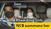 SSR death case: NCB summons Rhea over drug link