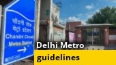 Smart cards in, tokens out: Delhi Metro travel guidelines | Unlock 4.0