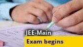Coronavirus: JEE-Main begins; NTA takes safety steps