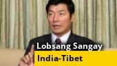 Exclusive: Tibetans will always stand by India, says Lobsang Sangay