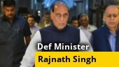 Amid border tension, Rajnath Singh meets Chinese counterpart in Moscow