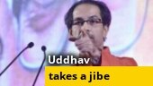 Uddhav takes a jibe at Kangana, says people make career in this state but are ungrateful