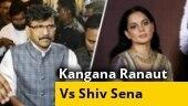 Shiv Sena calls Kangana Ranaut 'Maharashtra hater' in Saamana editorial piece