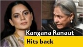 What if it was Shweta or Abhishek: Kangana Ranaut asks Jaya Bachchan after attack on gutter remark