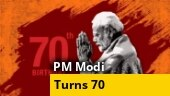 PM Modi turns 70: His hopes, targets and achievements