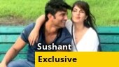 Unseen video of Sushant Singh Rajput, Rhea Chakraborty and a mystery man| Exclusive