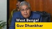 Bengal Governor slams CM Mamata Banerjee after NIA terror crackdown