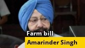 Punjab CM Amarinder Singh slams Centre, Akali Dal over farm bill