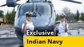 Exclusive: Meet the 2 women Navy officers who will fly helicopters from Indian warships