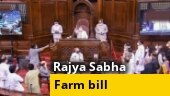 Caught on camera: The ugly chaos in Rajya Sabha during passage of farm bill; SSR case and NCB probe; more