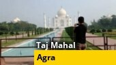 Image of the Day: Taj Mahal reopens for public after 6 months