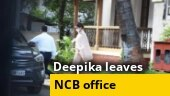 Deepika Padukone leaves NCB office after over five hours of questioning