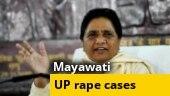 No rule of law in UP: Mayawati attacks Yogi Adityanath govt over rape cases