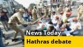 Is the Hathras case turning into a political battle?