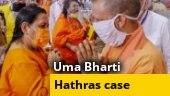UP govt's image dented by police's suspicious action in Hathras case: Uma Bharti slams CM Yogi
