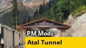 PM Modi to inaugurate Atal Tunnel today: Facts about world's longest underground highway