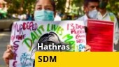 Hathras SDM denies allegations of misconduct with victim's family