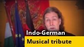 Indo-German rock music tribute on German Unity Day
