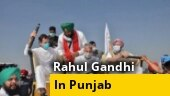 Voices of dissent being supressed, says Rahul Gandhi at anti-farm reform laws campaign in Punjab