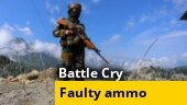 Watch: Faulty ammunition has killed 27 soldiers of Indian Army in last 6 years