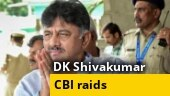 CBI raids at 14 premises linked to Karnataka Congress leader DK Shivakumar