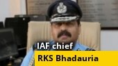 IAF well-prepared for two-front war: Air Chief RKS Bhadauria