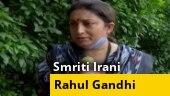 Smriti Irani on Rahul Gandhi's tractor rally, Hathras tragedy and more